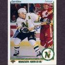 1990-91 Upper Deck Hockey #009 Curt Giles - Minnesota North Stars