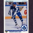 1990-91 Upper Deck Hockey #005 Mark Osborne - Toronto Maple Leafs