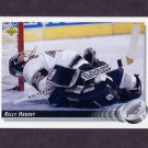 1992-93 Upper Deck Hockey #270 Kelly Hrudey - Los Angeles Kings