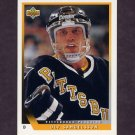 1993-94 Upper Deck Hockey #142 Ulf Samuelsson - Pittsburgh Penguins