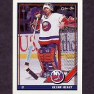 1991-92 O-Pee-Chee Hockey #368 Glenn Healy - New York Islanders