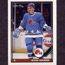 1991-92 O-Pee-Chee Hockey #355 Alexei Gusarov RC - Quebec Nordiques