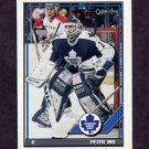 1991-92 O-Pee-Chee Hockey #145 Peter Ing - Toronto Maple Leafs