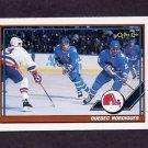 1991-92 O-Pee-Chee Hockey #096 Quebec Nordiques Team