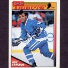 1991-92 O-Pee-Chee Hockey #003 Guy Lafleur Tribute - Quebec Nordiques