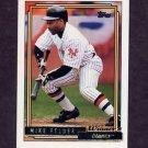 1992 Topps Baseball Gold Winners #697 Mike Felder - San Francisco Giants