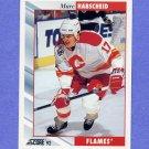 1992-93 Score Hockey #546 Marc Habscheid - Calgary Flames