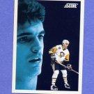1992-93 Score Hockey #492 Kevin Stevens DT - Pittsburgh Penguins