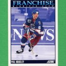 1992-93 Score Hockey #440 Phil Housley FP - Winnipeg Jets