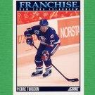 1992-93 Score Hockey #430 Pierre Turgeon FP - New York Islanders
