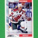1992-93 Score Hockey #374 Laurie Boschman - New Jersey Devils