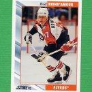 1992-93 Score Hockey #324 Rod Brind'Amour - Philadelphia Flyers