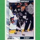 1992-93 Score Hockey #290 Luc Robitaille - Los Angeles Kings