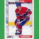 1992-93 Score Hockey #179 Mike Keane - Montreal Canadiens