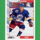 1992-93 Score Hockey #145 Ed Olczyk - Winnipeg Jets