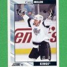 1992-93 Score Hockey #111 Corey Millen - Los Angeles Kings