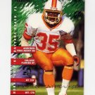 1995 Fleer Football #378 Martin Mayhew - Tampa Bay Buccaneers