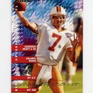 1995 Fleer Football #372 Craig Erickson - Tampa Bay Buccaneers