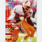 1995 Fleer Football #371 Santana Dotson - Tampa Bay Buccaneers
