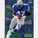 1995 Fleer Football #366 Chris Warren - Seattle Seahawks