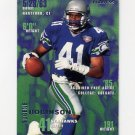 1995 Fleer Football #365 Eugene Robinson - Seattle Seahawks
