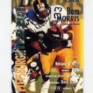 1995 Fleer Football #320 Byron Bam Morris - Pittsburgh Steelers