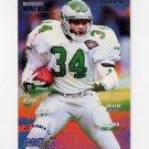 1995 Fleer Football #309 Herschel Walker - Philadelphia Eagles
