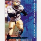1995 Fleer Football #268 Wayne Martin - New Orleans Saints