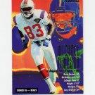 1995 Fleer Football #259 Michael Timpson - Chicago Bears