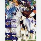 1995 Fleer Football #240 John Randle - Minnesota Vikings