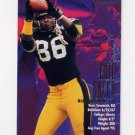 1995 Fleer Football #219 Eric Green - Miami Dolphins
