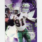 1995 Fleer Football #217 Jeff Cross - Miami Dolphins