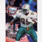 1995 Fleer Football #215 Tim Bowens - Miami Dolphins