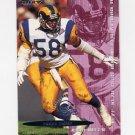 1995 Fleer Football #210 Roman Phifer - St. Louis Rams