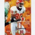 1995 Fleer Football #180 Lake Dawson - Kansas City Chiefs