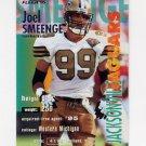1995 Fleer Football #173 Joel Smeenge - Jacksonville Jaguars