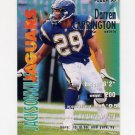 1995 Fleer Football #169 Darren Carrington - Jacksonville Jaguars