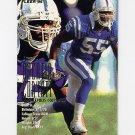 1995 Fleer Football #160 Quentin Coryatt - Indianapolis Colts