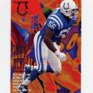 1995 Fleer Football #158 Tony Bennett - Indianapolis Colts