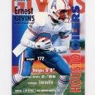 1995 Fleer Football #147 Ernest Givins - Houston Oilers
