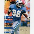 1995 Fleer Football #120 Bennie Blades - Detroit Lions