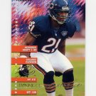 1995 Fleer Football #061 Donnell Woolford - Chicago Bears