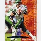 1995 Fleer Football #049 Jack Trudeau - Carolina Panthers