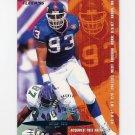 1995 Fleer Football #042 Mike Fox - Carolina Panthers