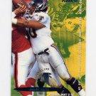 1995 Fleer Football #026 Chuck Smith - Atlanta Falcons
