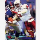 1995 Fleer Football #005 Seth Joyner - Arizona Cardinals