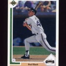 1991 Upper Deck Baseball #799 Bud Black - San Francisco Giants