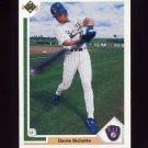 1991 Upper Deck Baseball #712 Dante Bichette - Milwaukee Brewers