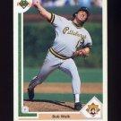 1991 Upper Deck Baseball #689 Bob Walk - Pittsburgh Pirates