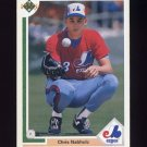 1991 Upper Deck Baseball #538 Chris Nabholz - Montreal Expos